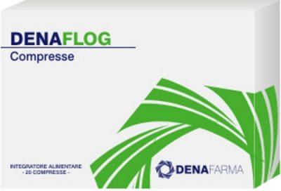 Denaflog compresse